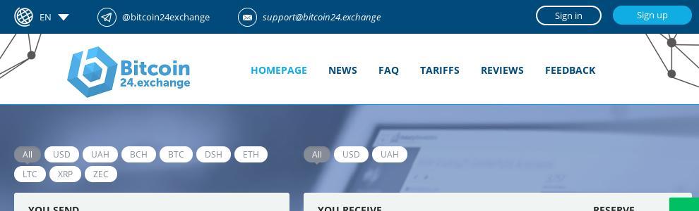bitcoin exchange recenzii